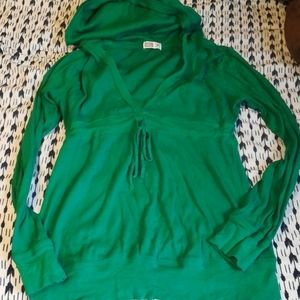 Old navy maternity hoodie sweater